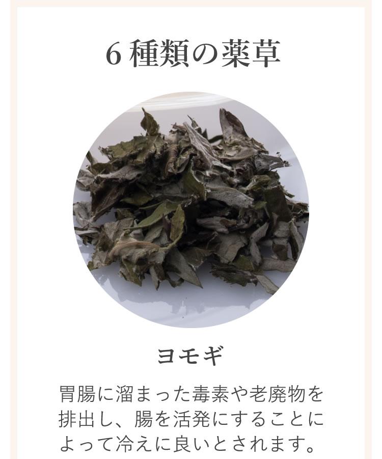 6種類の薬草1